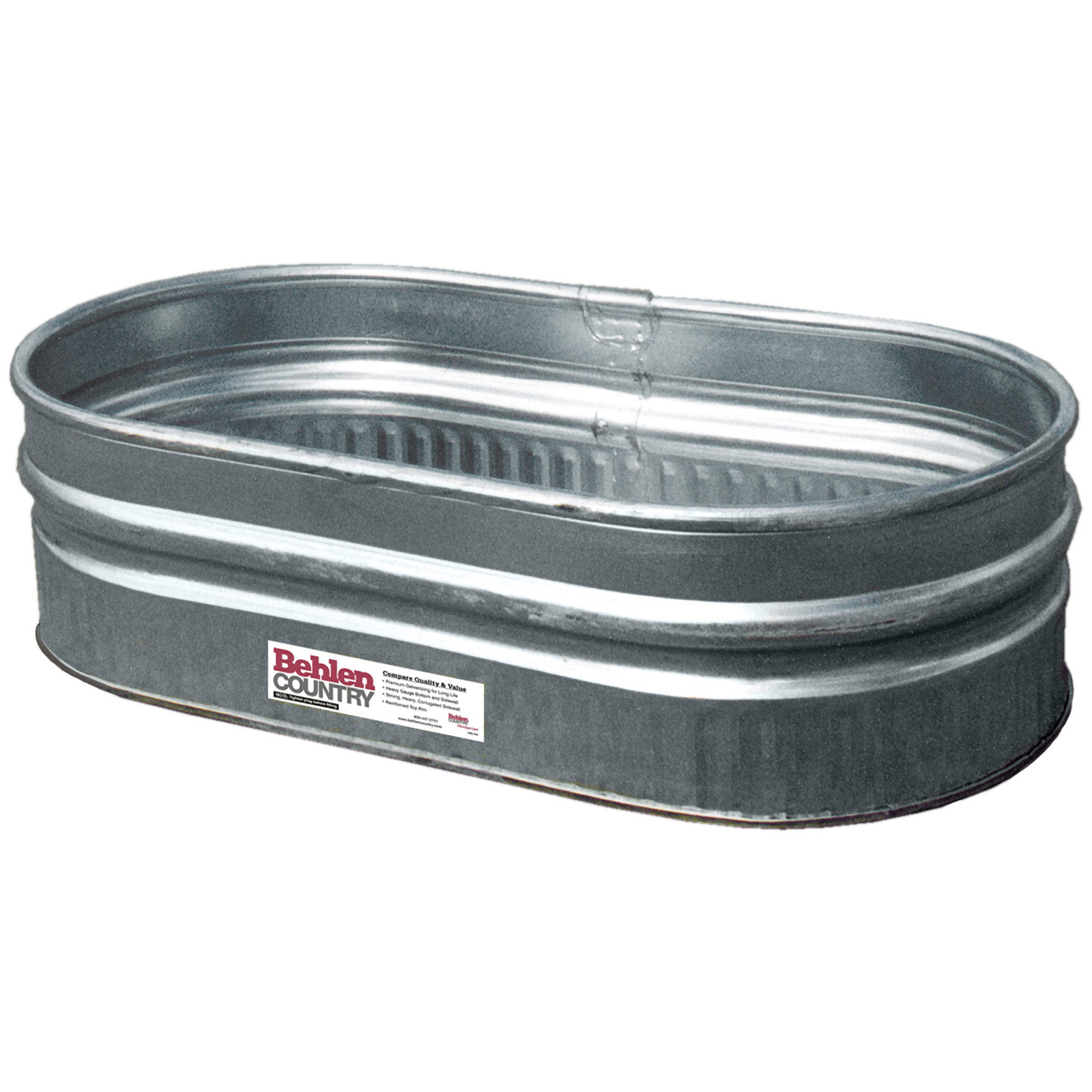 Galvanized Round End Stock Tanks Product Categories Behlen Country