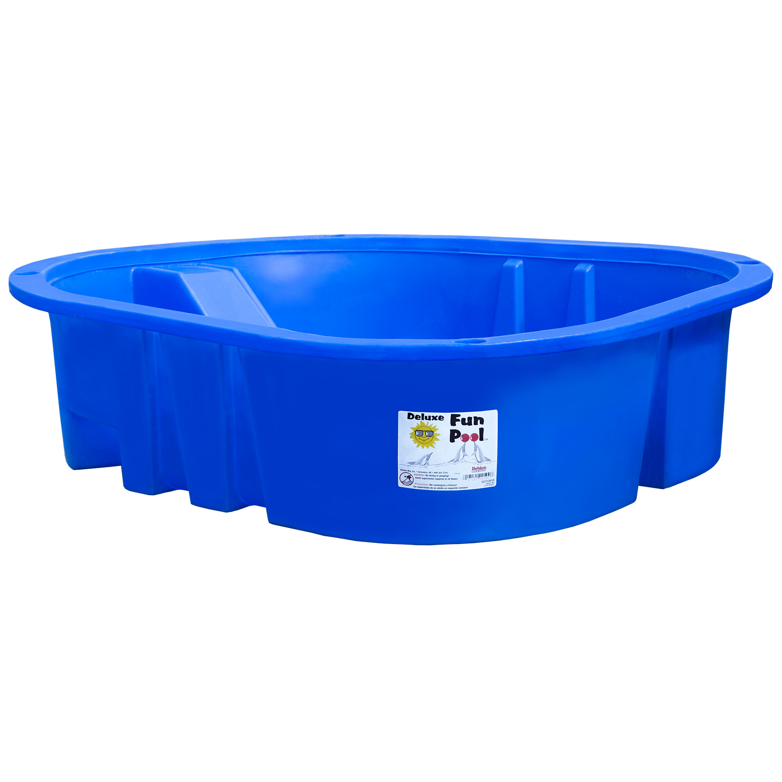 Poly round stock tanks product categories behlen country for Plastik pool rund