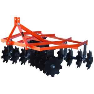 Sub Compact Tillage Disc